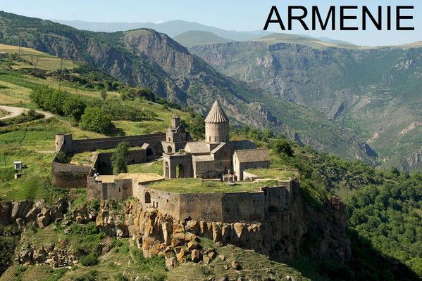L'Arménie et ses monastères médiévaux