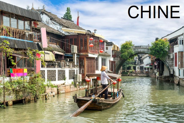 La Chine, sa culture et ses traditions