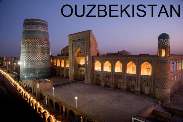 L'Ouzbékistan sur la Route de la Soie