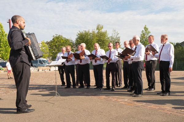 Verein Männerchor Magden Bundesfeier