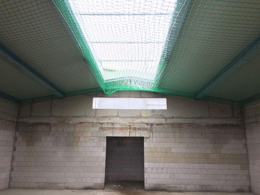 Gym-Halle