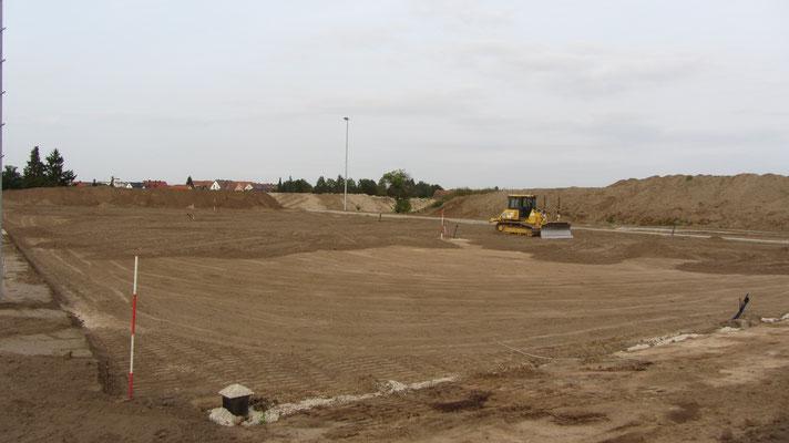 Kleinspielfeld Rasenplatz