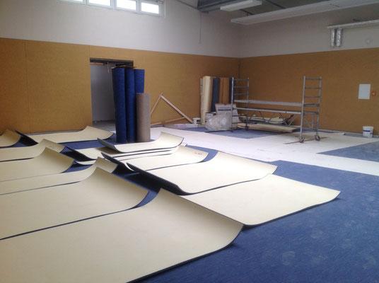 Gym-Raum
