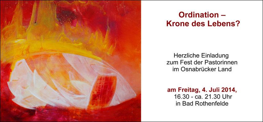 Einladungskarte a - Litzkendorf