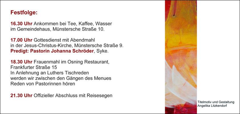 Einladungskarte b - Litzkendorf