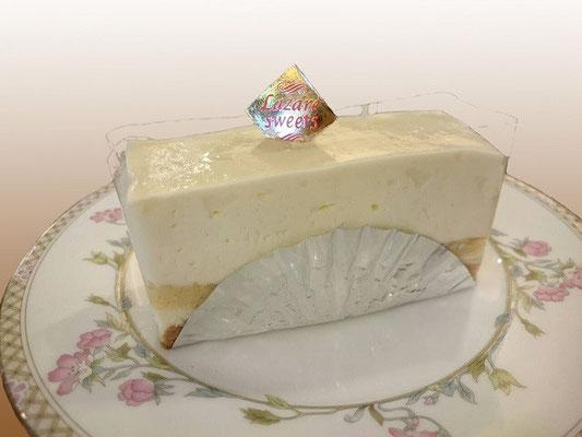 レアチーズ ¥410(税込)