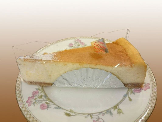 ニューヨークチーズ ¥460(税込)