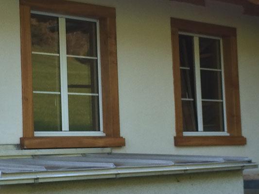 auch einzelne Fenster