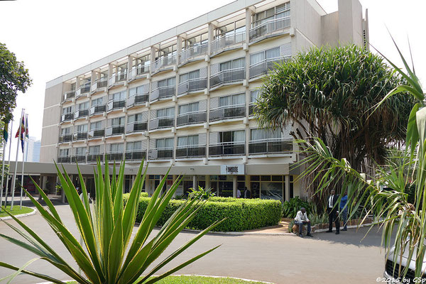 "Hotel Des Mille Collines - (""Hotel Ruanda"")"