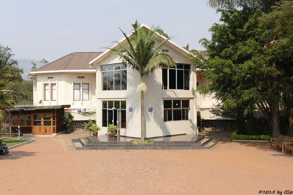 Genozid-Gedenkstätte Gisozi in Kigali
