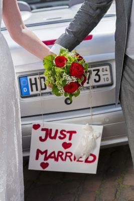 Hochzeitsportraits