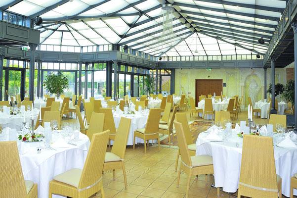 Hochzeitsfeier im Seehotel in Niedernberg
