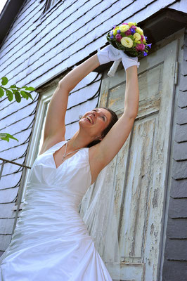 Hochzeitsfotografie in Miltenberg