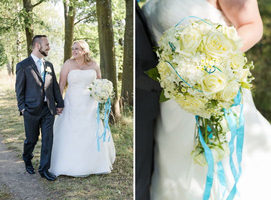 Hochzeitsfotografie in Freudenberg