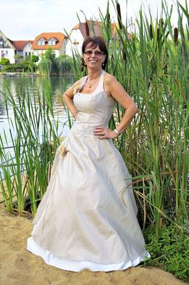 Hochzeit Portrait - Shooting am Seehotel in Niedernberg