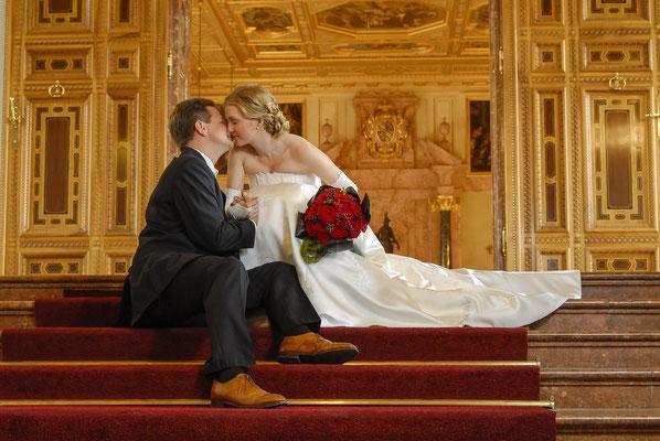 Hochzeitsfotografie in München