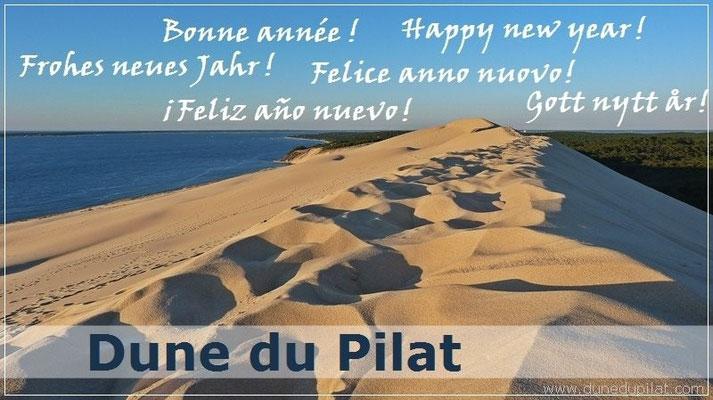 Bonne année ! Happy New Year!
