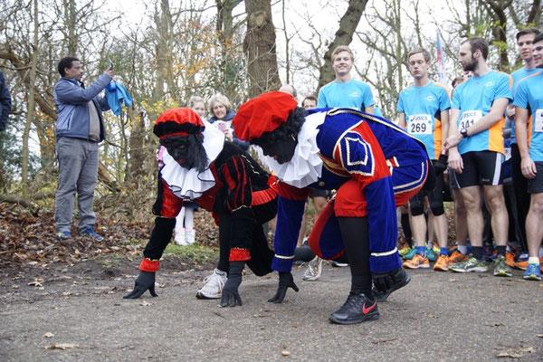 Sinterklaas loop AV Rijnsoever