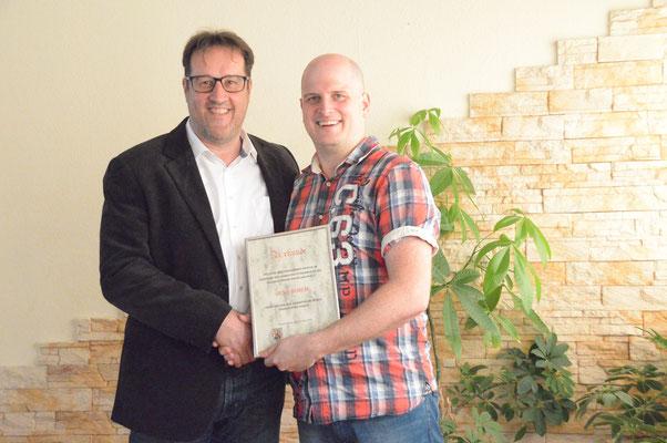 Ehrenamt des Jahres 2018, Jens Bosch, BVRLP, BF Mittelrhein