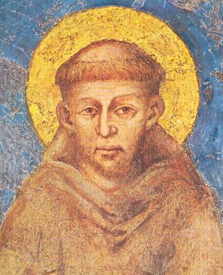 Hl. Franziskus v. Assisi