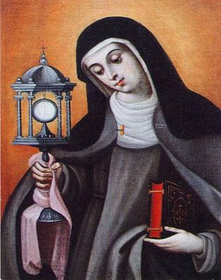 Hl. Klara v. Assisi