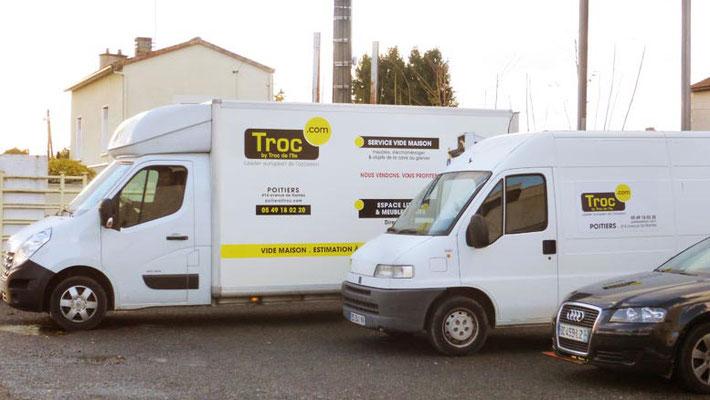 Décor véhicule - TROC.com