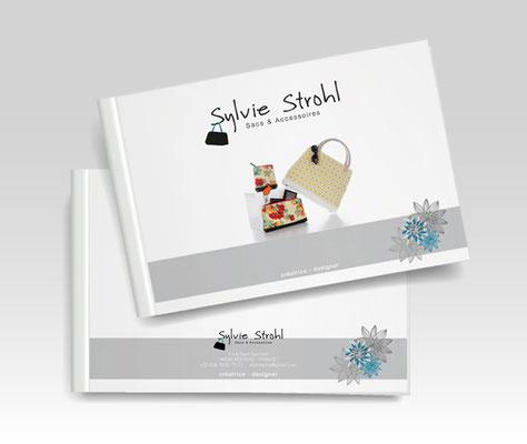 Catalogue Français/Anglais - Sylvie STROHL Créatrice Designer