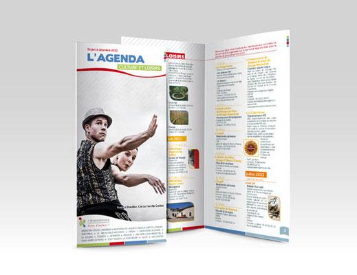 Agenda Culture & Loisirsde la COMMUNAUTÉ de COMMUNES de l'ARGENTONNAIS (8 pages)