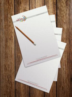 Papier entête - ÉCOLE JEANNE D'ARC de COUHÉ