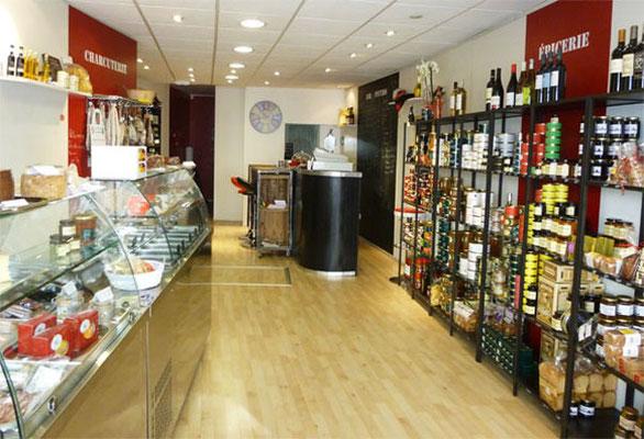 Décor de la boutique - Le COMPTOIR du SUD-OUEST - Poitiers