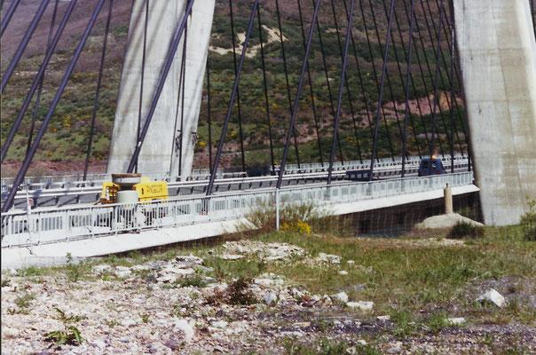 REPARACIONES PUENTE FDEZ CASADO A66