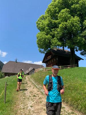Zwischen Schangnau und Bumbach