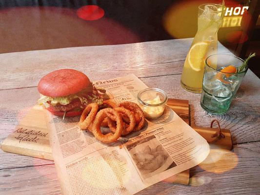 burger passend zu deinem gin tonic addicted to rock bar burger die gin und burgerbar in wien. Black Bedroom Furniture Sets. Home Design Ideas