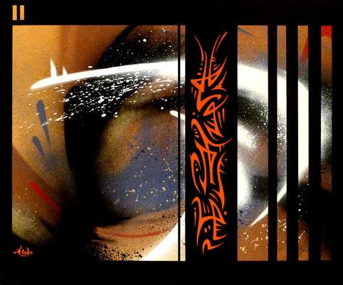 Abstrait 1.7. 60×50. 2010