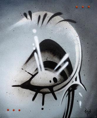 Abstrait 1.4. 50×60. 2010