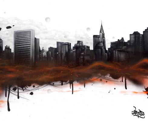 NYC détail. 2013