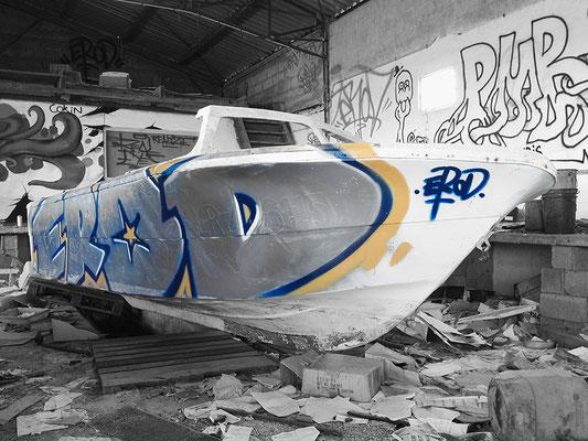 Boat. 2016