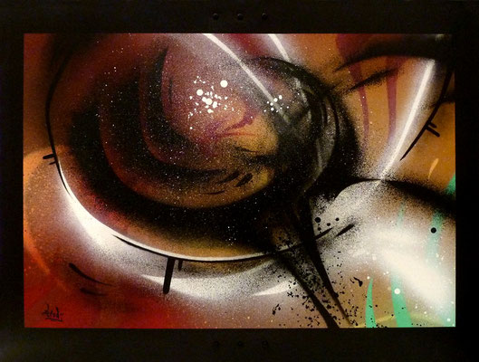 Abstrait 1.8. 80×60. 2010