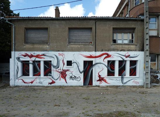 Le Gabut – La Rochelle. 2012