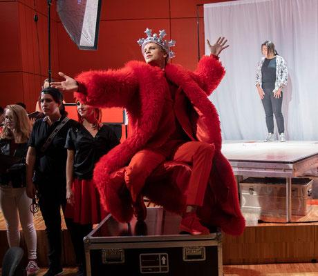 """""""Tito"""" in """"La clemenza di Tito"""" (W. A. Mozart) Foto: Martina Pipprich"""