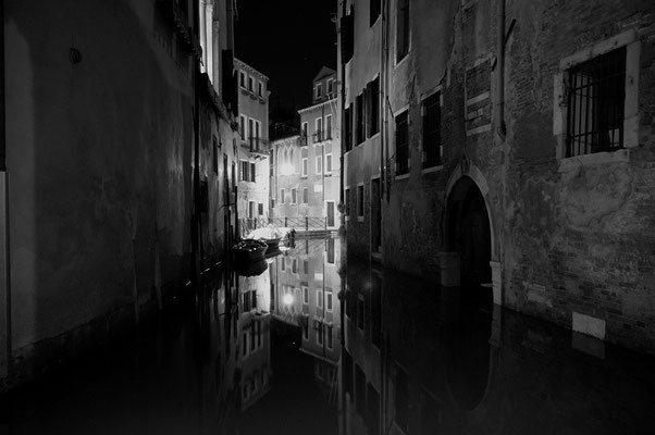 Night over Venice