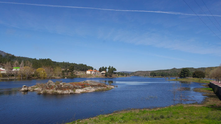 Portugiesische Idylle - könnte auch in Skandinavien sein