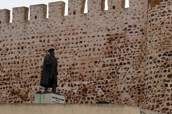 von Vasco da Gama (1469-1524), Portugals bedeutendster Seefahrer