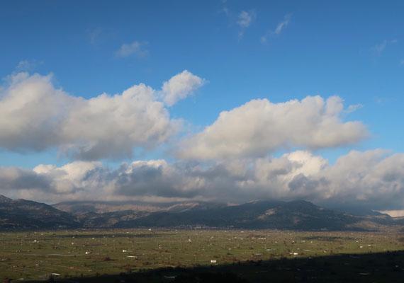 Das Lasithi-Plateau ist ein weiterer Grund für einen Kreta-Besuch