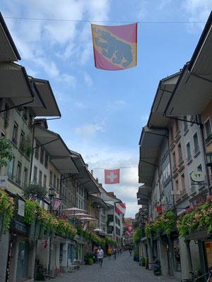 Streifzug durch die Thuner Altstadt