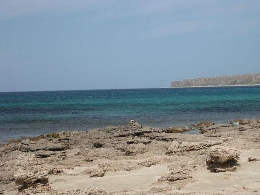 ... oder zum tiefblauen Meer