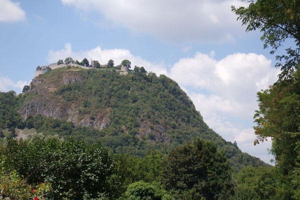 Besuch der Festungsruine Hohentwiel in Singen