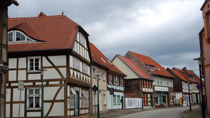 Unverkennbar ist der Baustil im Nord-Osten Deutschlands