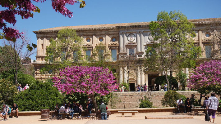 Der Nasrid-Palastkomplex