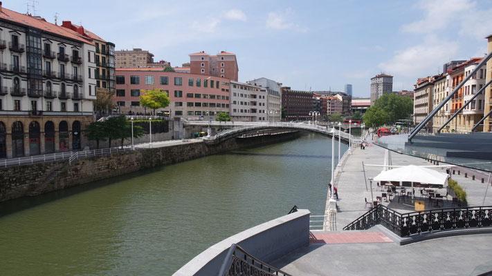 Besuchstag in Bilbao